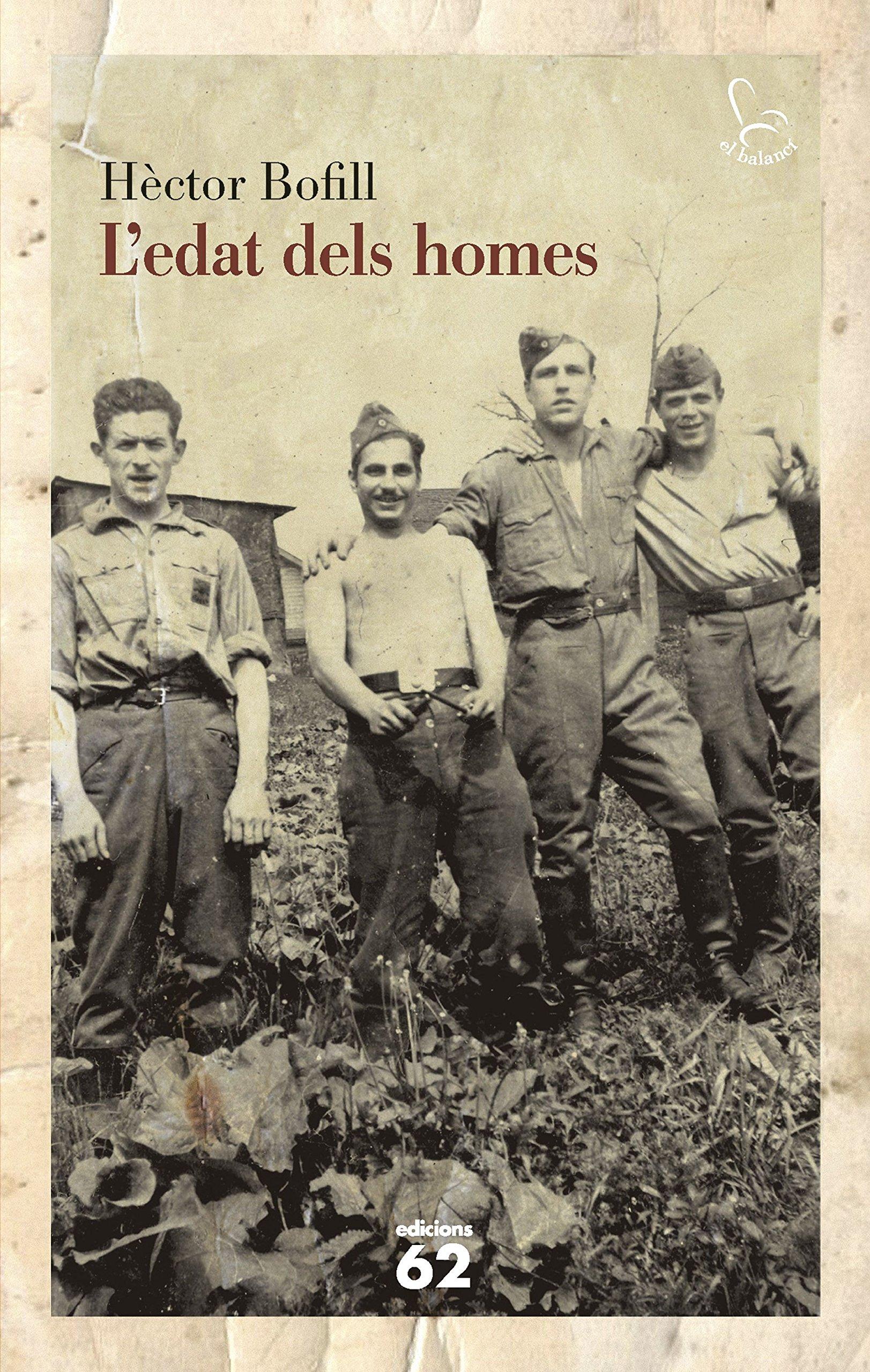 Resultat d'imatges de L'EDAT DELS HOMES EDICIONS 62