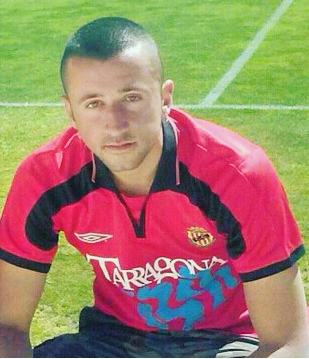 Marc Ferré, aficionat del Nàstic