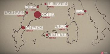 Augmenten exponencialment les entitats compromeses amb la llengua catalana