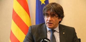 Puigdemont diu que si el 21-D hi ha 'majoria clara de vots i escons' per la independència és 'imperatiu que es respecti'