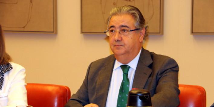 Zoido: 'Seran els mossos els que garantiran el compliment estricte de la llei'