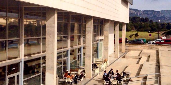 Edifici de la Facultat de Dret de la UIB, a Palma