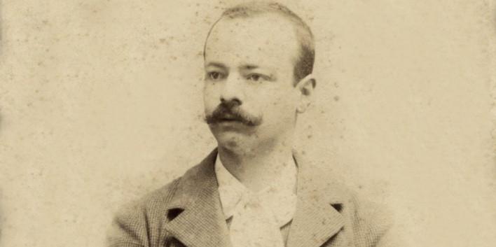 Gabriel Alomar, un dels autors que seran reeditats dins de la col·lecció Fil Roig
